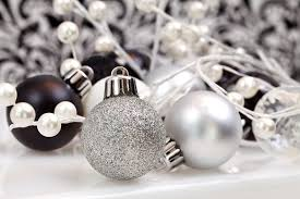 black and white trendy ornaments stock image image of