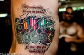 army tattoo art and designs page 8