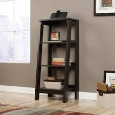 Sauder Beginnings 3 Shelf Bookcase by Highly Rated Sauder Corner Bookcase With Custom Examples Designs