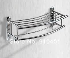 wholesale and retail promotion bathroom wall mounted chrome brass