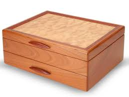 jewelry box 20 heartwood cascade i handcrafted jewelry box terrestra