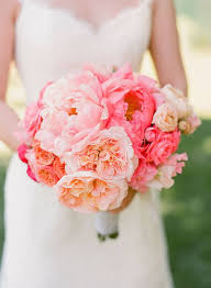 common wedding flowers what is the most popular wedding flower peony flowers