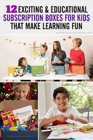 best 25 kids subscription box ideas on pinterest older kids