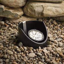 Well Lights Kichler Lighting 15758bkt Led Well Light 9 Light Low Voltage 60