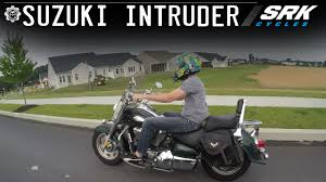 suzuki intruder youtube