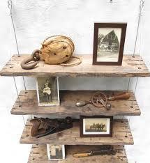 Pallet Wood Bookshelf Furniture Pallet Recycle Architectureartdesigns Handmade