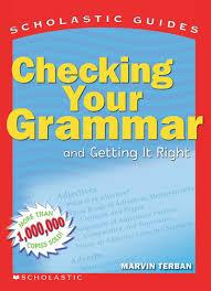 teaching grammar and parts of speech adjectives scholastic