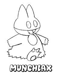 pokemon coloring pages rotom munchlax pokemon coloring page more pokemon coloring sheets on