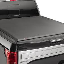 Dodge 1500 Truck Bed Cover - weathertech 8rc4165 roll up truck bed cover