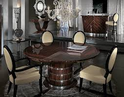 ebony table and chairs round dining table with chairs iron wood