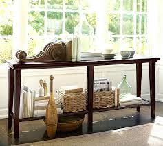 Modern Sofa Tables Console Sofa Table Modern Mirror Design Metropolitan Pottery