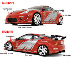 2000 toyota celica gts kits 2000 2005 toyota celica widebody aerodynamic kit ab 300000