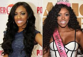 porshe steward on the housewives of atlanta show hairline real housewives of atlanta stars all of their plastic surgery