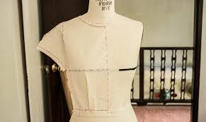 Draping On A Dress Form From Inspiration To Garment U2013 Part 1 U2013 Draping U2013 Sewing Tidbits
