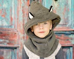 Toddler Wolf Halloween Costume Wolf Costume Etsy