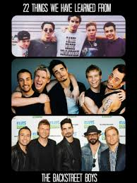 Backstreet Boys Meme - 22 things we have learned from the backstreet boys what happens