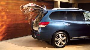 nissan pathfinder 2016 youtube 2016 nissan pathfinder power liftgate if so equipped youtube