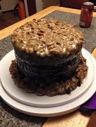inside out german chocolate cake chocolate cake german