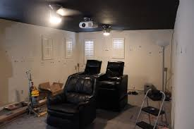 optoma home theater projector my new star wars home theater death hangar i painted the front