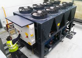 module 99 propane as a refrigerant for use in chillers for air