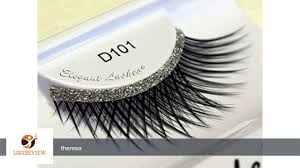 halloween eyelashes elegant lashes d101 long criss cross false eyelashes with silver