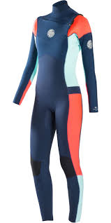 Rip Navy - 2017 rip curl patrol 3 2mm gbs chest zip wetsuit navy