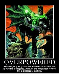 Batman Green Lantern Meme - batman as a green lantern alternate universe know your meme