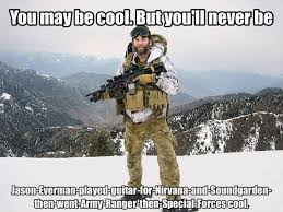 Special Forces Meme - how punk rock led jason everman to the military