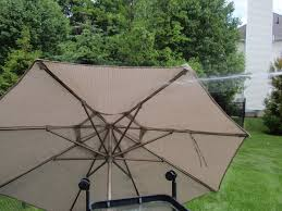 Backyard Creations Umbrella by Diy By Design How To Clean Your Patio Umbrella