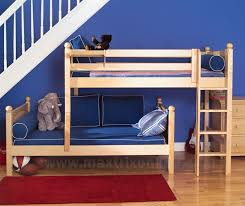 Maxtrix Mish LShapeParallel Bunk Bed W Straight Ladder TwinTwin - L bunk bed