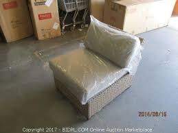 Patio Furniture Sacramento by Bidrl Com Online Auction Marketplace Auction Patio Furniture