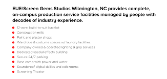 North Carolina Vehicle Bill Of Sale by Wilmington Nc Studios Hosted 400 Productions Iron Man 3 Eue