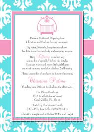 baby sprinkle invitation wording best business template