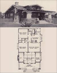 Craftsman Bungalow Designs Home Design Plans How To Determine Craftsman Bungalow Floor Plans