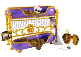 accessoire high pour chambre mattel high lit et poupée clawdeen wolf amazon fr