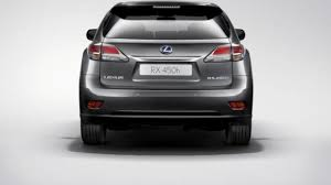 lexus rx recall 2012 2013 lexus rx 450h launched in uk