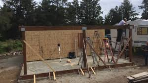 speed framing how to build a house really fast youtube