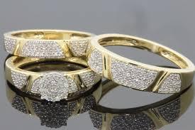 wedding trio sets 2015 trio diamond wedding engagement ring sets buy now