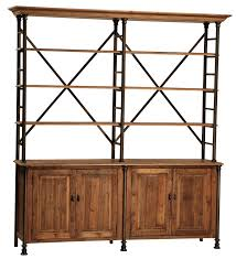 magnificent solid wood bookcase cabi u0026 storage solid wood wood and