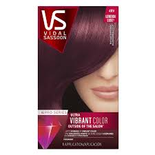 amazon com vidal sassoon pro series london luxe hair color kit