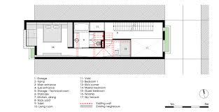 design house floor plans 4 5x20 house by ahl architects associates