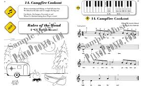 roadtrip outdoor adventure hardcopy method book piano