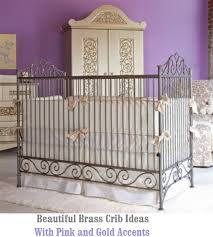 iron crib baby room ideas