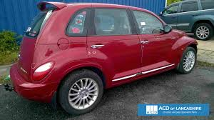 chrysler pt cruiser 2 2 2001 auto images and specification