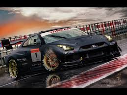 Nissan 350z Gtr - 40 totally insane car graphics before and after