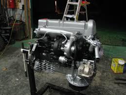 mercedes om617 powerstrokejoe s om617 turbo diesel build in 1990 p up page