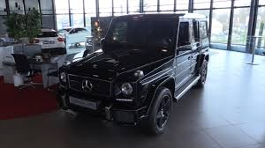 mercedes benz g63 amg 2017 in depth review interior exterior youtube