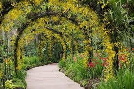 Trellis Arch 25 Charming Garden Trellises And Arbors Garden Lovers Club