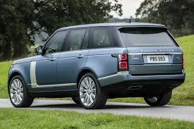 land rover adds a hybrid and tosses in a number of tweaks with