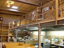 prefabricated mezzanines steel mezzanines porta king